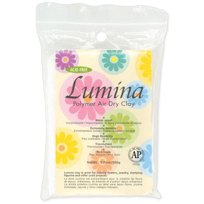 Activa 1500A Lumina Polymer Air Dry Clay 5.29 Ounces