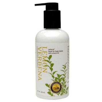 Vineyard Hill Naturals Natural Body Lotion, Lemon Verbena, 9 fl oz