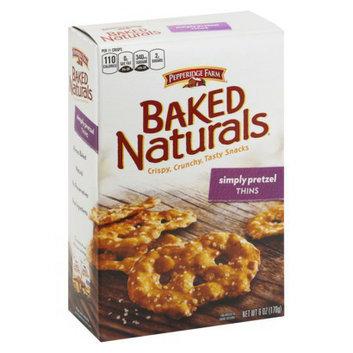 Pepperidge Farm® Baked Naturals Pretzel Thins