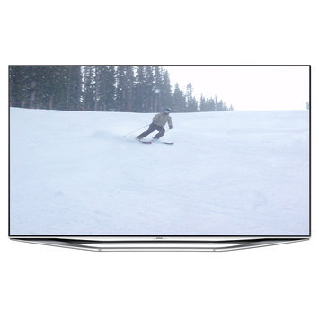 Rje Trade International, Inc. Remanufactured Samsung 65 Inch 1080P 480CMR Ultra Slim Smart LED W/ Wi-Fi HDTV - UN65H7100