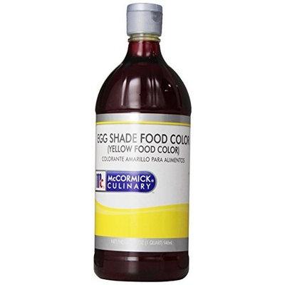 Mccormick Egg Shade (Yellow) Food Coloring, 32 Ounce Reviews
