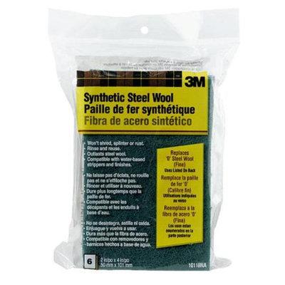 3M 10118NA Synthetic Steel Wool 0 SYNTHETIC STEEL WOOL