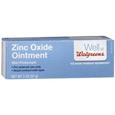 Walgreens Zinc Oxide Ointment
