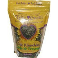 Lydia's Organics Kale Krunchies Sassy Spice -- 3 oz