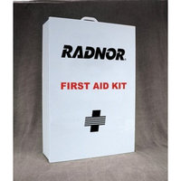 Radnor ® 25 Person Bulk Sturdy Metal First Aid Cabinet - Radnor ® 100 Person Bulk Sturdy Metal First Aid Cabinet - 64058011