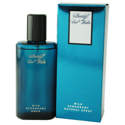 Davidoff Cool Water Deodorant Mild Spray