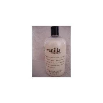 Dist Coty Prestige PHI00021 Philosophy Vanilla Coconut 16oz Shower Gel