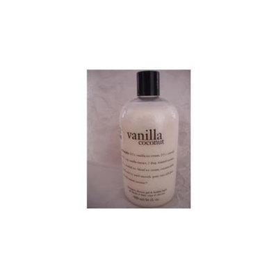 Dist Coty Prestige PHI00021 Philosophy Vanilla Coconut 16oz Shower Gel