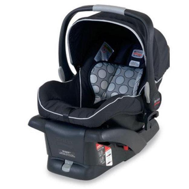 Britax B Safe Infant Car Seat Reviews 2019