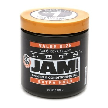 Let's Jam! Shining & Conditioning Gel