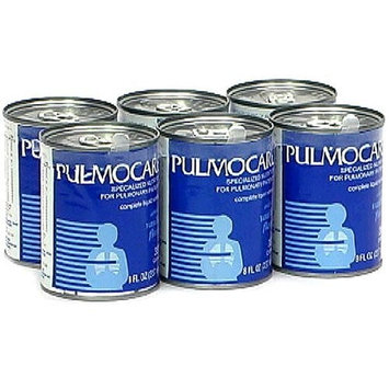 Pulmocare Liquid Nutrition for Pulmonary Patients, Vanilla, 8-Ounce (Pack of 24)