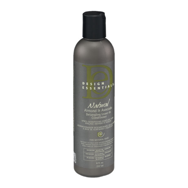 Design Essentials Natural Almond & Avocado Detangling Leave-In Conditioner for Natural Hair