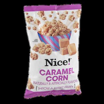 Nice! Caramel Corn