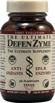 The Ultimate Life The Ultimate DefenZyme 60 Vcaps - Vegan