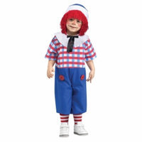Funworld Raggedy Ann Andy - Andy Toddler Costume