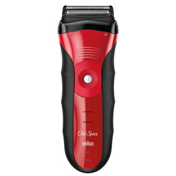Old Spice powered by Braun Series 3 Shaver, 320s-4, 1 ea