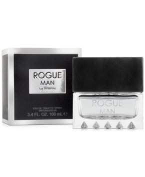 Rihanna Rogue Man Eau de Toilette, 3.4 oz