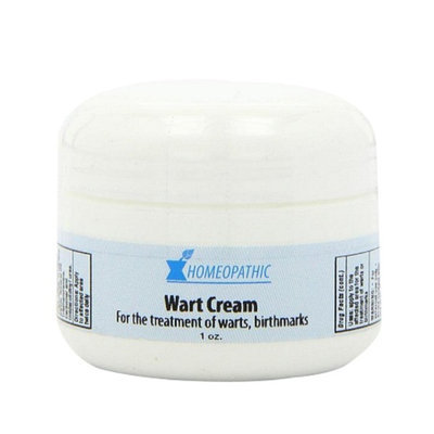 Botanic Choice Homeopathic Wart Cream