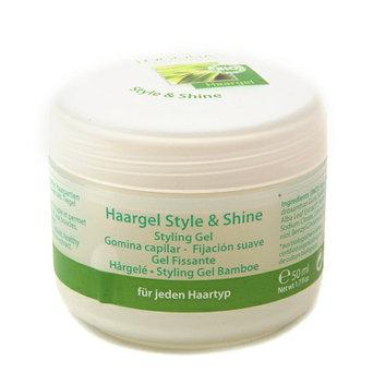 Logona Haargel Style & Shine Styling Gel Bamboo