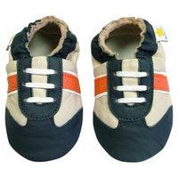 Ministar Beige/Navy/Orange Infant Sport Shoe - X-Large