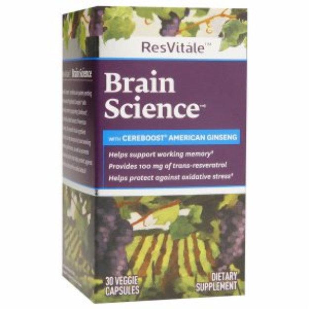 Resvitale ResVit le Brain Science