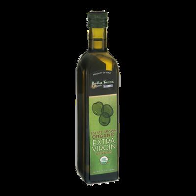 Bella Terra Organic Estate Grown Organic Olive Oil Extra Virgin