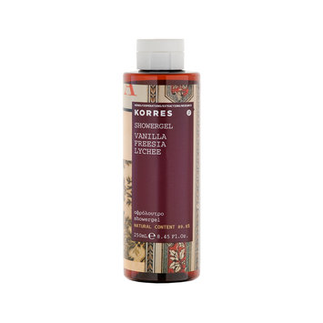 KORRES Vanilla/Freesia/Lychee Showergel