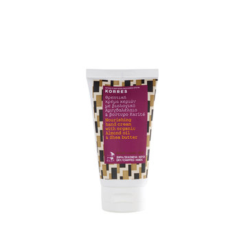 KORRES Organic Almond Oil & Shea Butter Nourishing Hand Cream