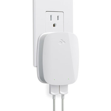 Kanex DoubleUp-Power adapter-21 Watt-2 output connector(s)-for Apple iPad (3rd generation); iPad 1; 2; iPhone 3G, 3GS, 4
