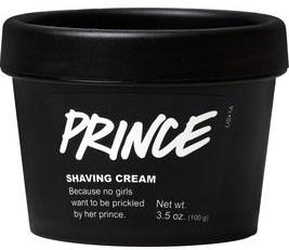 LUSH Prince Shaving Cream