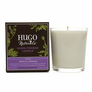 Hugo Naturals Hand-Poured Candle