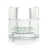 Clinique Youth Surge Night Age Decelerating Night Moisturizer Oily Combination