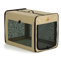 Midwest Homes For Pets Midwest Canine Camper Day Tripper Soft Sided Crate, 12 Inches by 10 Inches by 10 Inches