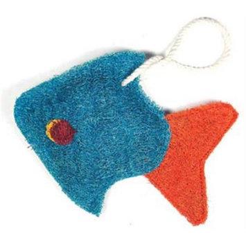 Loofah-art Loofah Art LOOF2909 Tropical Fish