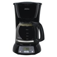Sunbeam 12 Cup Programmable Coffeemaker Black
