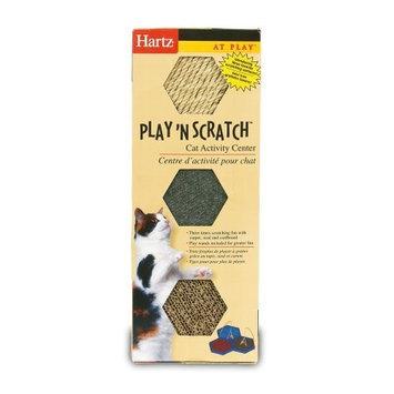 Hartz Play 'N Scratch Cat Activity Center