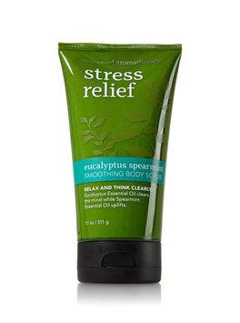 Bath & Body Works® Aromatherapy EUCALYPTUS SPEARMINT Smoothing Body Scrub