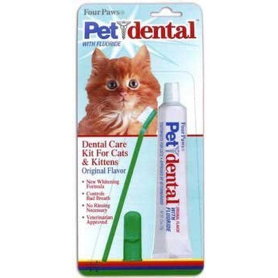 Four Paws PetDental Care Kits for Cats