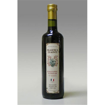 Francesca di Monte 16505 6-16.9 fl oz. 2 Leaf Balsamic Vinegar of Modena