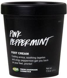 LUSH Pink Peppermint Foot Cream