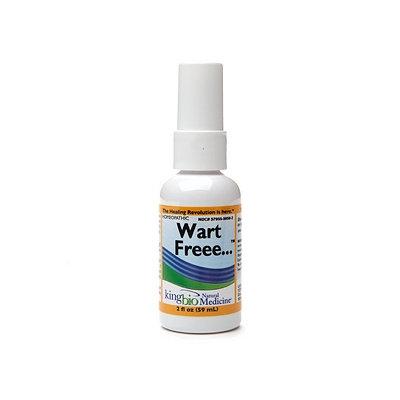 Natural Medicine by King Bio Wart Freee