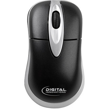 Digital Innovations 4230600 Easyglide Wired USB Mouse
