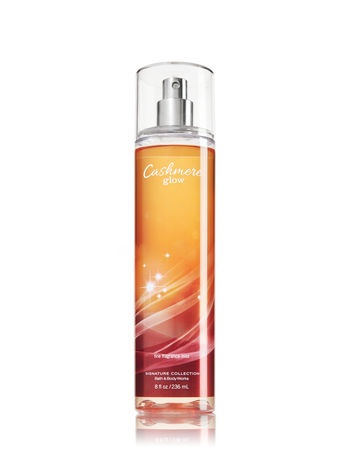 Bath & Body Works Signature Collection CASHMERE GLOW Fine Fragrance Mist