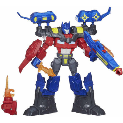 Transformers Hero Mashers Electonic Figure Assortment