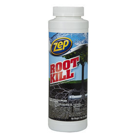 Zep Commercial Root Kill 32-oz Drain Cleaner Pour Bottle ZROOT24