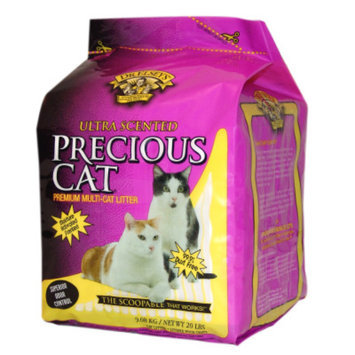 Precious Cat Ultra Multicat Scoopable Litter