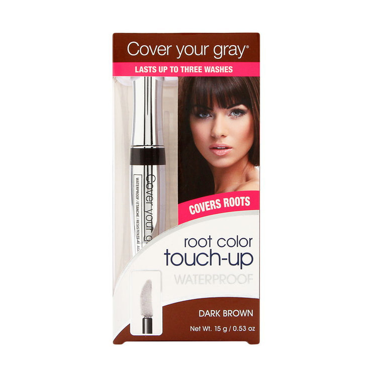 Irene Gari Cover Your Gray For Women Waterproof Root Color Touch Up