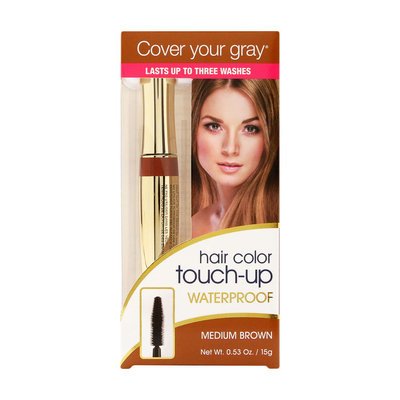 Fiske Industries Cover Your Gray Waterproof Touch-Up Wand