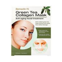 Dermactin - TS Green Tea Collagen Mask Anti-Aging Facial Treatment