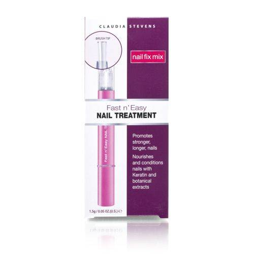 Claudia Stevens Nail Fix Mix Fast n' Easy Nail Treatment